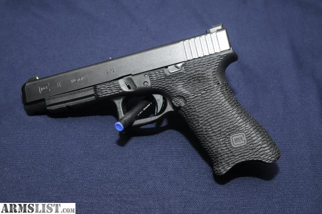 Armslist For Trade Custom Glock 34 Gen 3