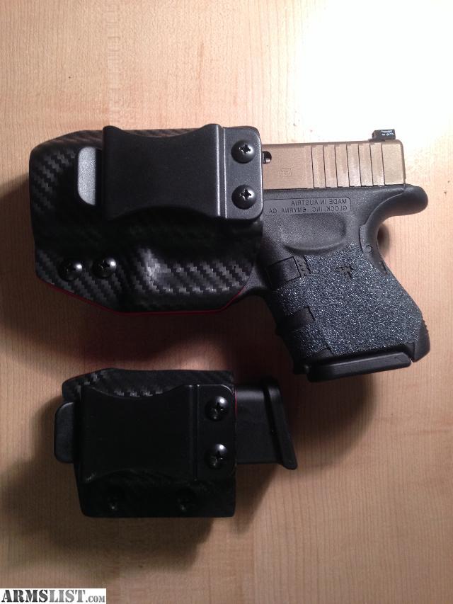 ARMSLIST - For Sale/Trade: Burnt Bronze Glock 26 Gen 4