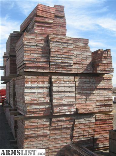 Armslist for sale symons steel ply concrete wall symon for Basement wall forms