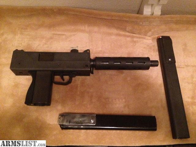 ARMSLIST - For Sale: Ingram M10A1 (Mac 10) .9mm .45Acp 500 ...