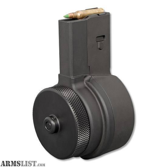 ARMSLIST - For Sale: NIB X Products X-15 50rd Mag Drum