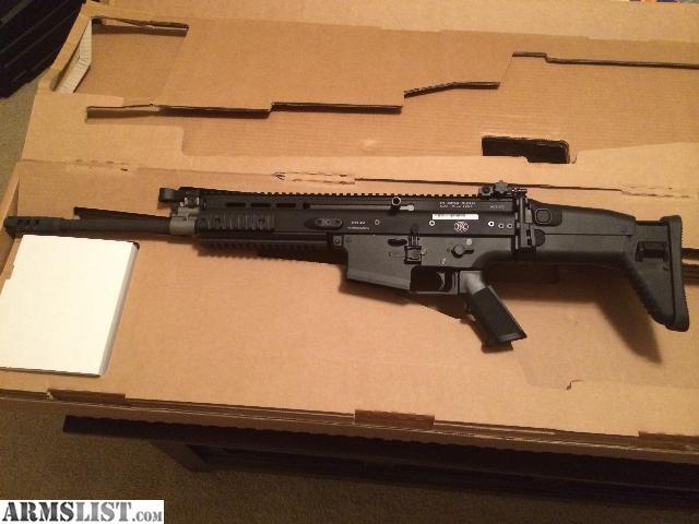 Armslist for sale fnh scar 17s 7 62x51 308 win