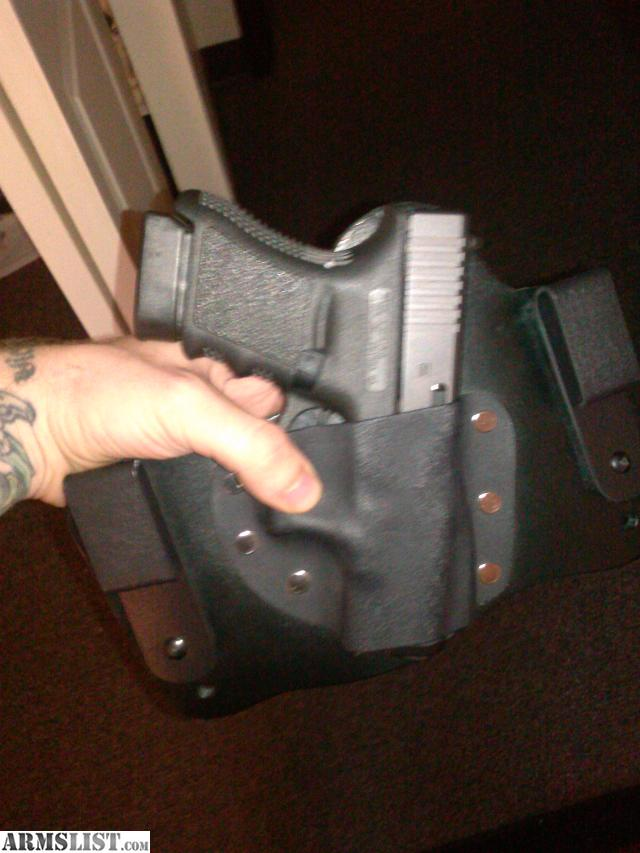 ARMSLIST - For Sale: glock 30S .45 acp with holster