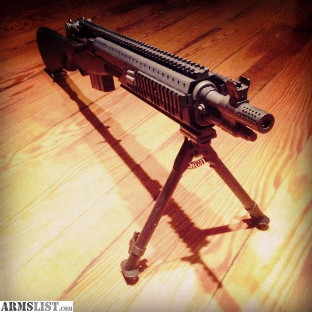 For Sale/Trade: M1A Socom 2 With Vltor Extended