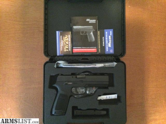 ARMSLIST - For Sale/Trade: Sig Sauer P320 Full-Size Nitron 9mm 2 ...