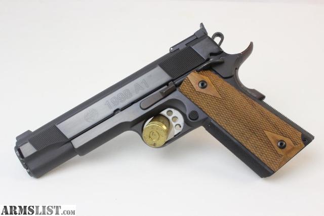 Armslist for sale berkshire arms valtro 1998 a1 45 acp for Jardine 1911