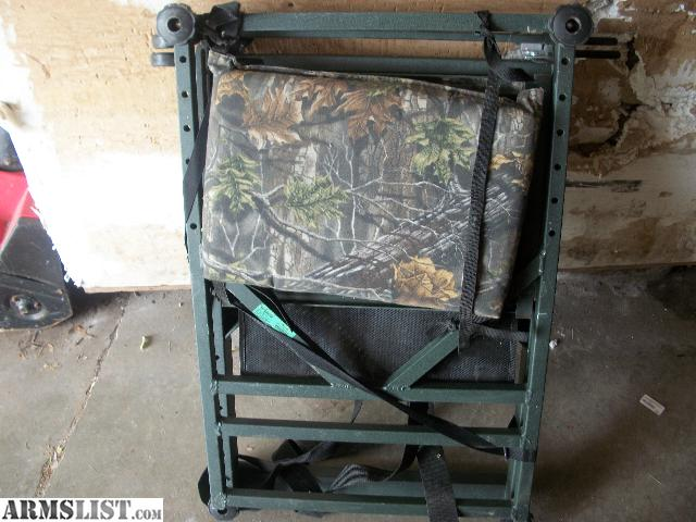 Trade Stands For Sale : Armslist for sale trade tree lounge stand