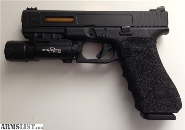 ARMSLIST - For Sale: Custom Glock 17 Gen 4 MUST SEE