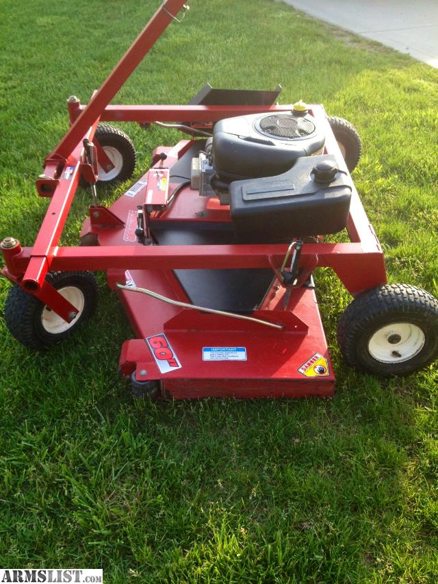 Armslist For Sale Trade Swisher 60 Quot Pull Behind Atv