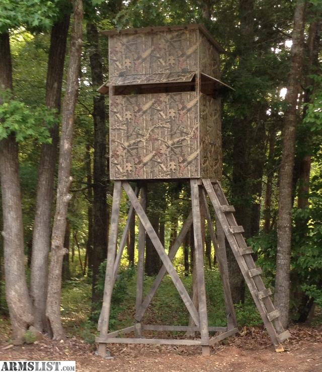 Armslist for sale hunting blind stand for 2 person deer blind plans