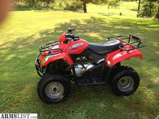 Used Four Wheelers For Sale >> ARMSLIST - For Sale: 4-wheelers for Trade/Sale