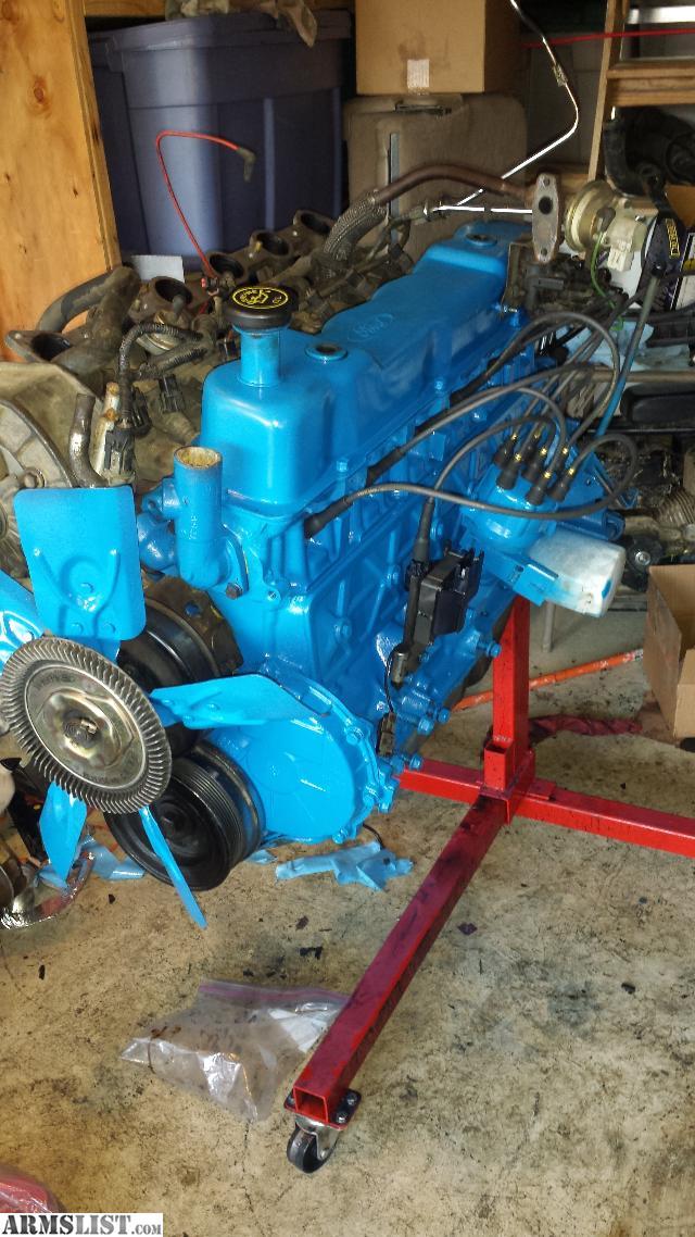 Armslist for sale trade 91 f150 4 9 5spd m rebuilt engine for F150 motor for sale