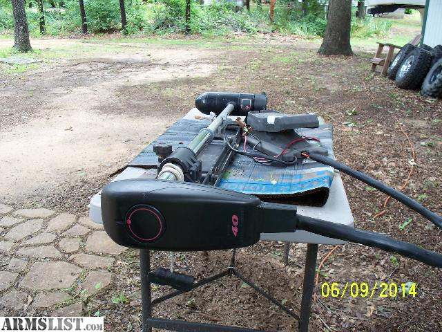 Armslist For Sale Trade 2 Trolling Motors For One