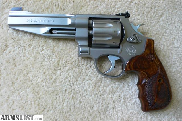ARMSLIST - For Sale: Smith and Wesson Performance Center 627 8-round 357 Mag revolver