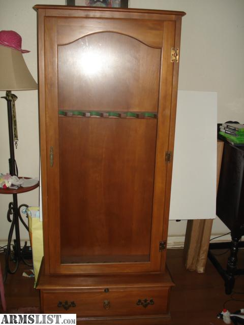 gun cabinets for sale armslist for 6 rifle gun cabinet 16129