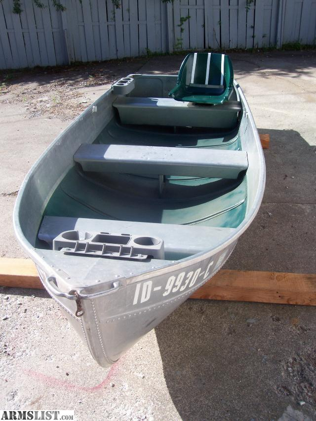 Armslist for sale trade trade 12ft sea nymph aluminum Aluminum boat and motor packages