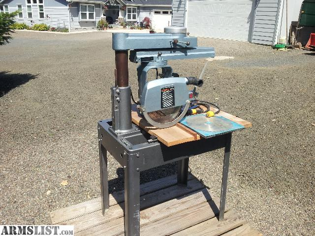 Delta Radial Arm Saw