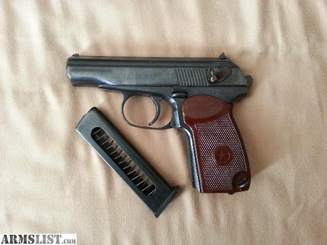 Russian Makarov Serial Numbers - jobsboth's diary