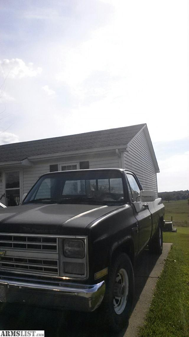 Armslist for sale trade 1987 scottsdale chevy 1 ton for Motor vehicle department scottsdale
