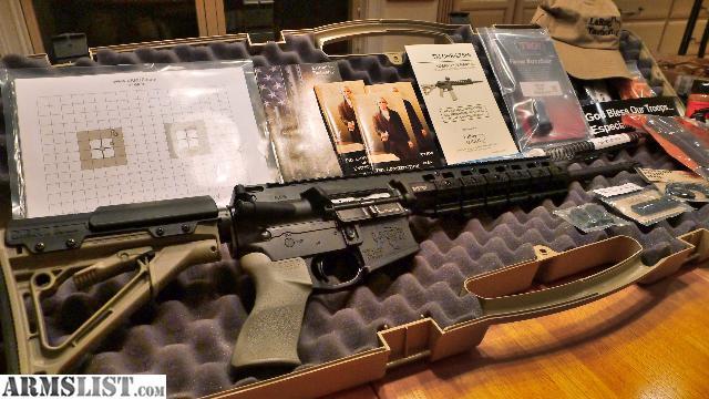 FOR SALE: LaRue Tactical OBR 5.56 18-inch barrel