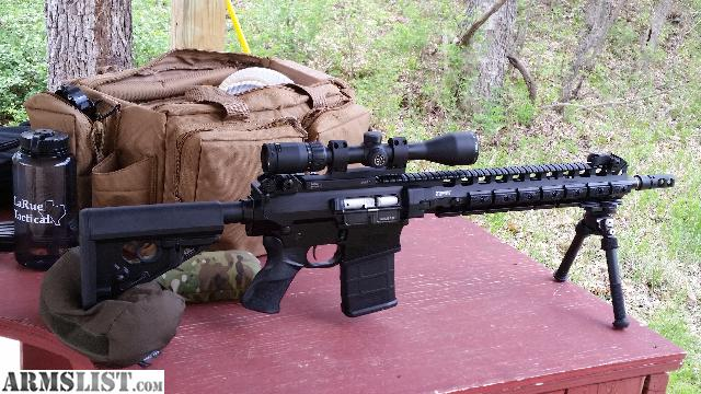 LaRue Tactical Stealth OSR (Optimized Sniper Rifle) 7.62mm Sniper  Carbine/Rifle