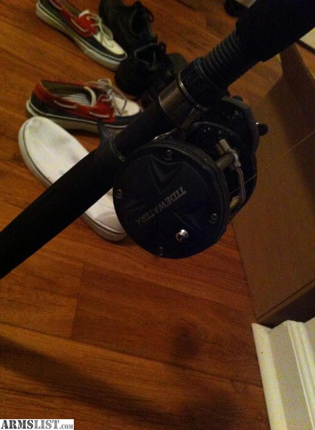 Armslist for sale trade fishing rods and reels plus tackle for Fishing rods and reels for sale
