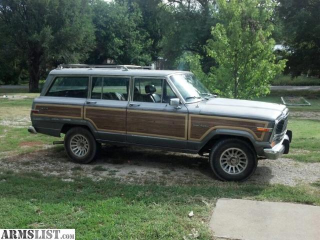 armslist for sale 1989 jeep grand wagoneer. Black Bedroom Furniture Sets. Home Design Ideas