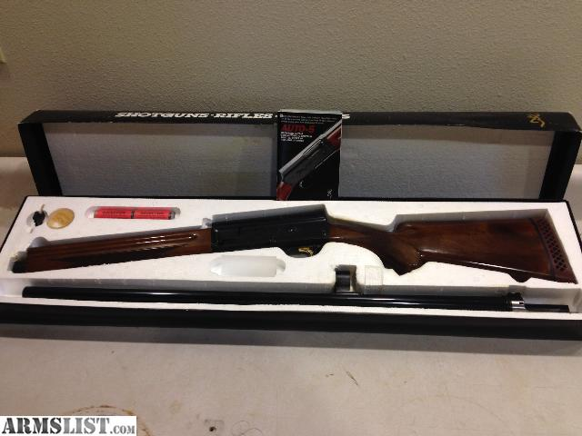 "For Sale: Browning Auto-5, 12 Gauge, 3"" Magnum"