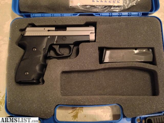 Armslist For Sale Sig Sauer Stainless P229 9mm Double