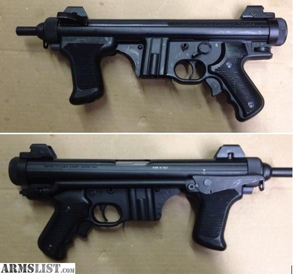 ARMSLIST - For Sale: pre 86 sample Beretta PM12S