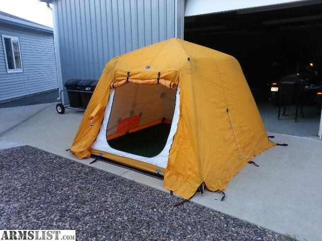 Arctic Oven Extreme 8 4 season tent. Ground cloth floor liner and stove included. This is the best extreme weather tent made. See Alaska Tent and Tarp ... & ARMSLIST - For Sale: arctic oven extreme 8