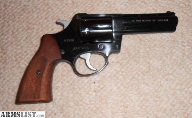 Armslist For Sale Zastava M83 92 357 Magnum Revolvers