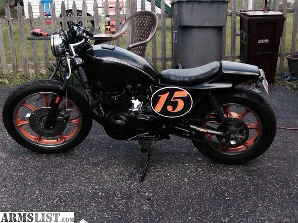 armslist - for sale: 1980 kawasaki kz440 cafe racer