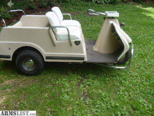 ARMSLIST - For Sale/Trade: Harley Davidson 3 wheel gas golf cart.