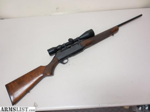 ARMSLIST - For Sale: Browning BAR .270 Automatic Rifle w ...
