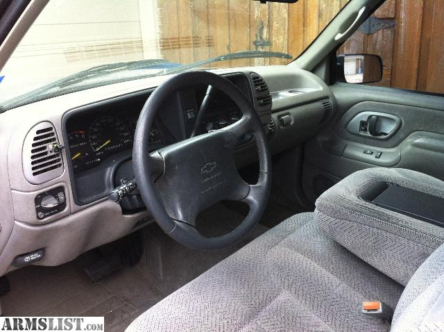Armslist For Sale 96 Chevy Silverado Excab Truck