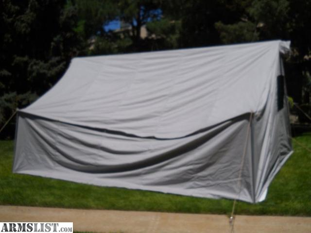 armslist for sale davis tent and awning 14x17 wall tent