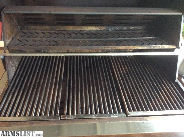 armslist for sale trade members 48 stainless steel and granite countertops grill huge. Black Bedroom Furniture Sets. Home Design Ideas