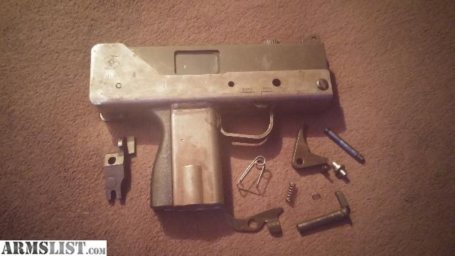 Images of Mac 10 Parts - #rock-cafe