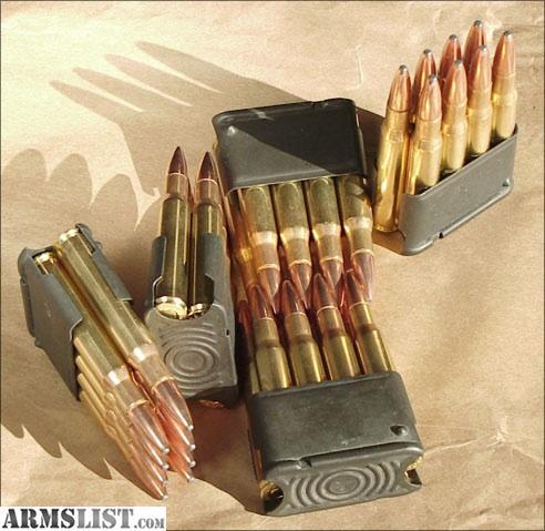 M1 carbine stripper clips