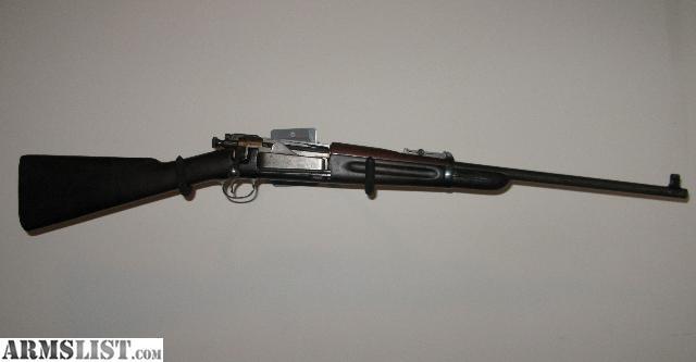 Armslist For Sale Emergency Sale 1896 Krag Quot Rough