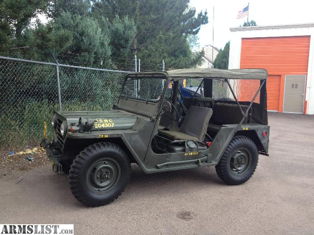 armslist for sale 1965 ford m151a1 military jeep. Cars Review. Best American Auto & Cars Review