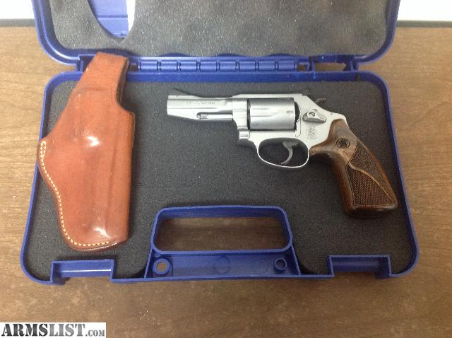 ARMSLIST - For Sale: Smith and Wesson model 60 pro series
