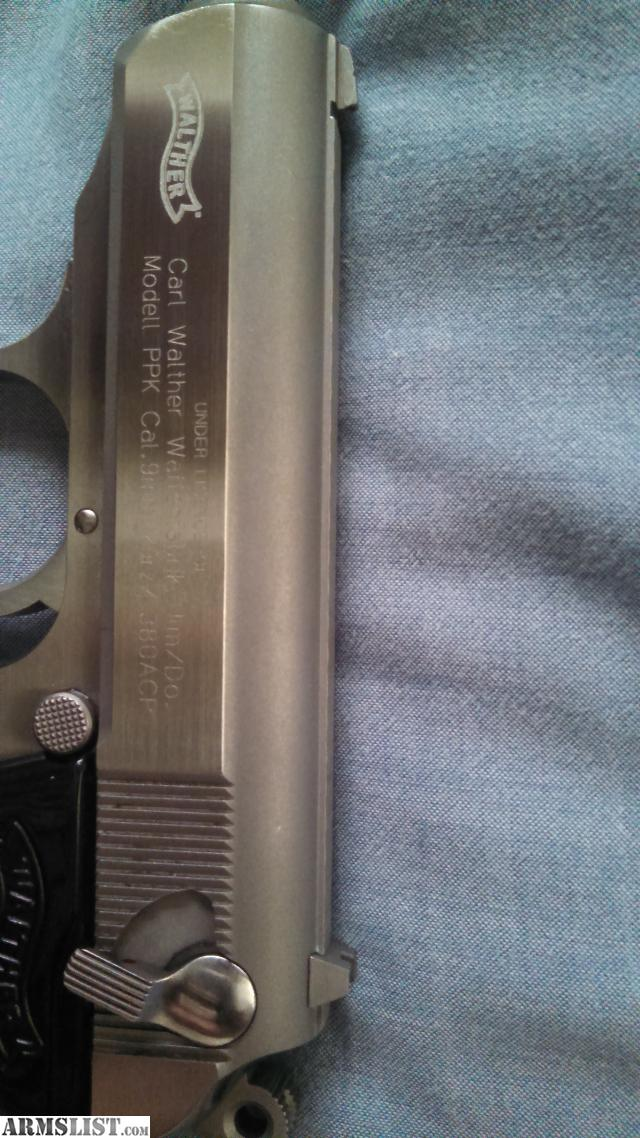Armslist For Sale Trade S Amp W Walther Ppk