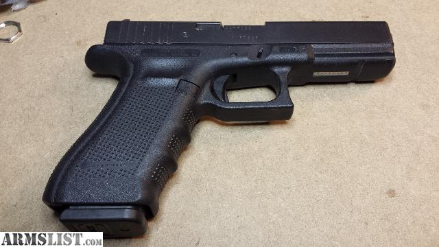 armslist for sale glock 17 gen 4 beavertail usa made