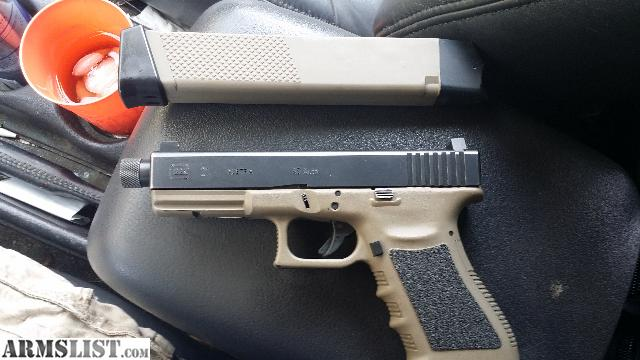 Armslist For Sale Trade Suppressor Ready Glock 21
