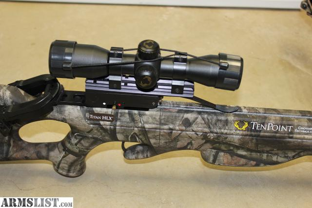 Snap Armslist For Sale Tenpoint Titan Hlx Crossbow Photos On Pinterest