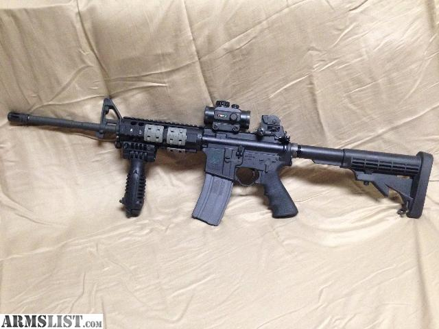 For Sale: Bushmaster AR-15 223-.556