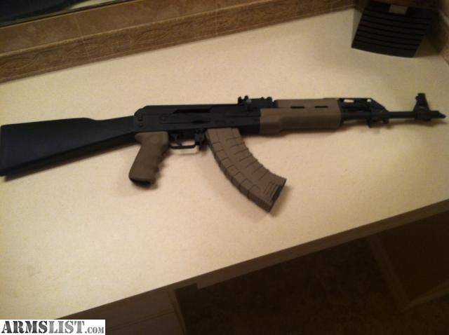 Hogue Yugo: For Sale: YUGO AK47 With Mags, Accessories, And