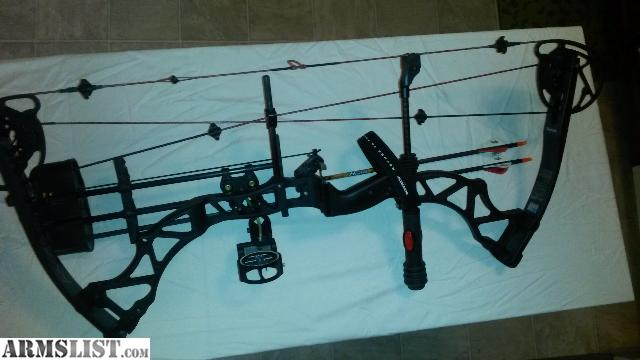 Bowtech black ops / Cinemas houston